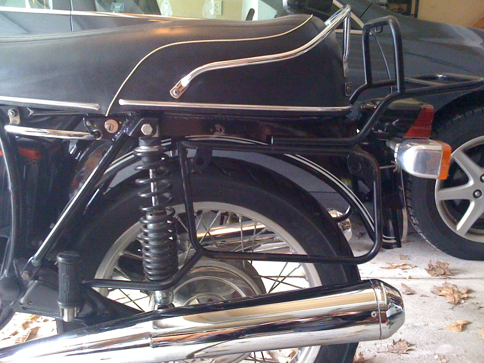 new here, looking for r75/5 parts | Vintage BMW Motorcycle